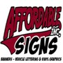 Affordable Signs in South Range, WI