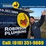 Robinson Plumbing in Allentown, PA