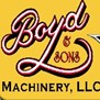 Boyd & Sons Machinery in Washington, IN