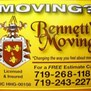 Bennett's Moving in Colorado Springs, CO