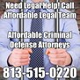 Affordable Legal Team in Tampa, FL