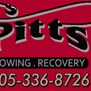 Gene Pitts Towing & Recovery in Boligee, AL