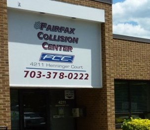 Fairfax Collision Center